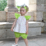 Lulu Girls Handmade 3-Piece Set Clearance 6m - 5 years - Just Be Special