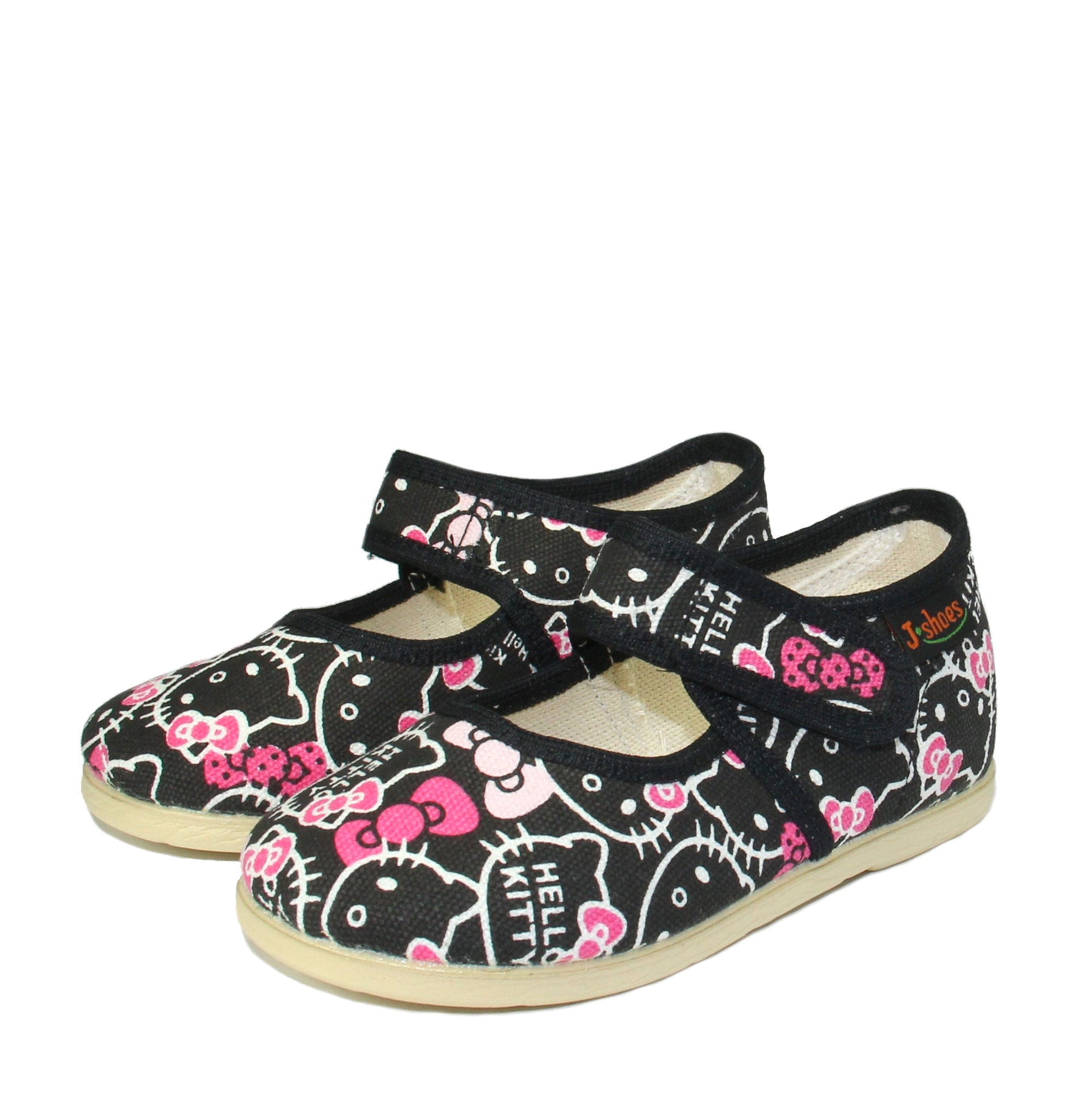 2e6dbb54a93 Toddler Girls Pure Cotton Orthopedic Hello Kitty Design Slippers - Just Be  Special ...