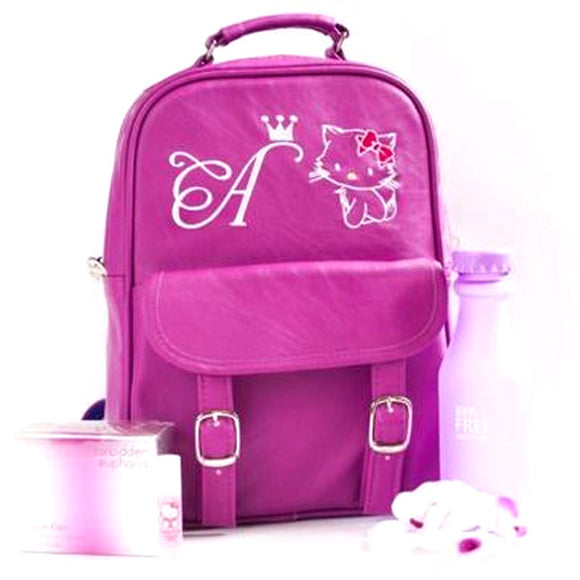 Kids Handmade ECO Vegan Leather Backpack - Just Be Special