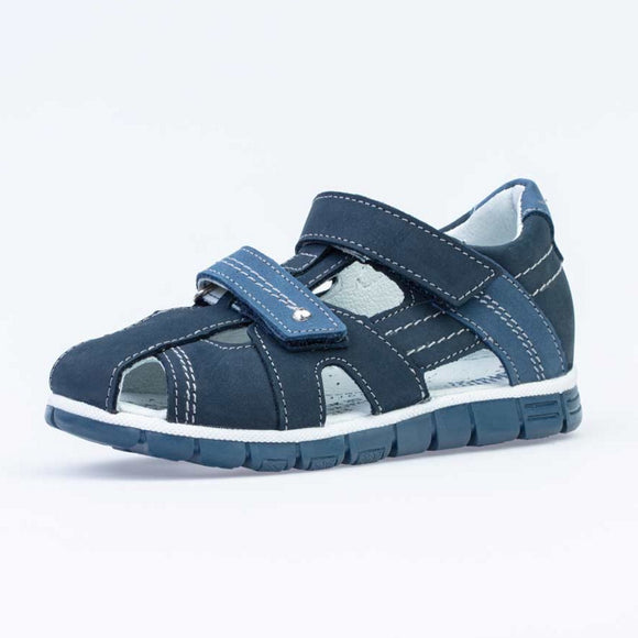 Boys Summer Leather Kotofey Sandals Toddler 13 - Youth 4