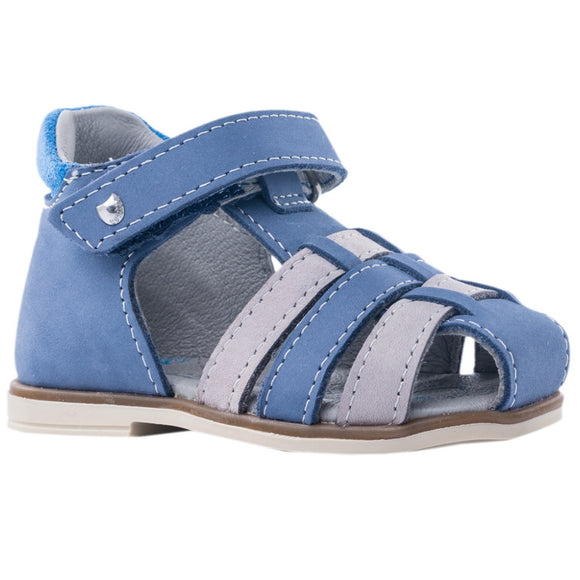 Toddler Boys Orthopedic Kotofey Leather Sandals Toddler 3.5 / 4 - Just Be Special