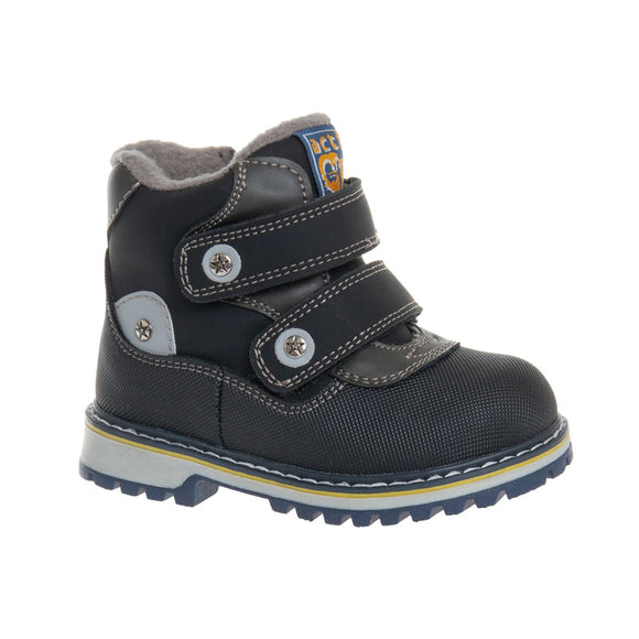Toddler Boys Winter Stylish Sheep Wool Clearance Boots Toddler 7 / 10.5