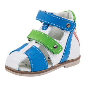 Toddler Boys Orthopedic Kotofey Leather First Step Sandals Toddler 4 / 5 / 6.5 - Just Be Special