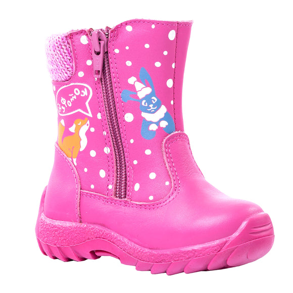 Toddler Girls Kotofey Winter Boots Toddler 6.5 / 7 - Just Be Special
