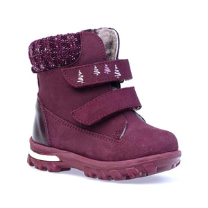 Toddler Girls Winter Kotofey Genuine Fur Boots Toddler 6.5 - 12.5 - Just Be Special