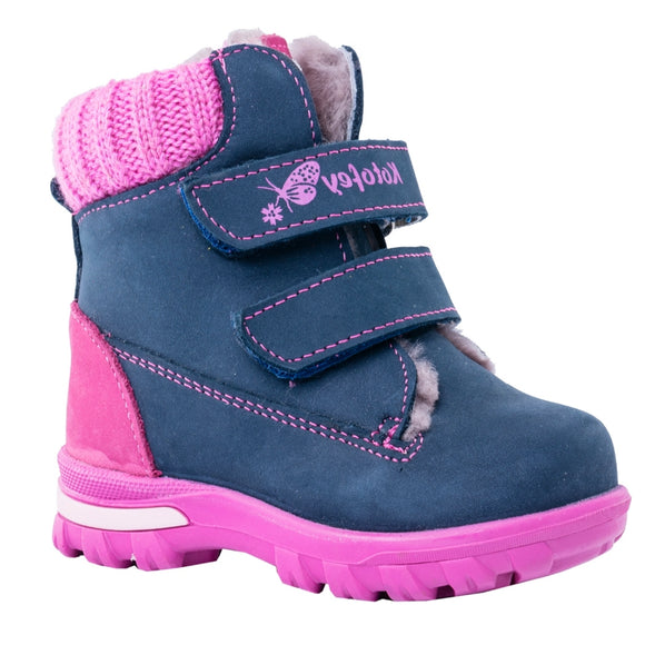 Toddler Girls Winter Wool Kotofey Leather Boots Clearance Toddler 7.5 - Just Be Special