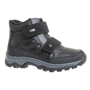 Youth Boys Stylish Membrane Spring Warm Lining Boots Youth 4.5 - Just Be Special