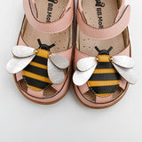 Girls Cute Bee Sandals - Just Be Special