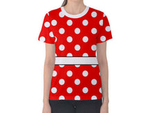 Women's Minnie Inspired Shirt