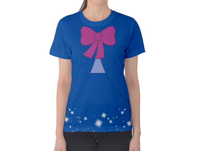 Women's Fairy Godmother Cinderella Inspired Shirt