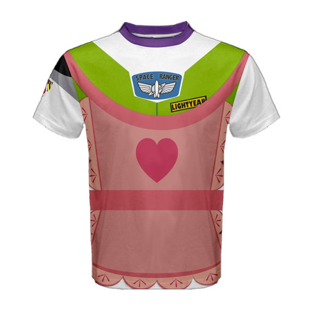 Men's Mrs. Nesbit Buzz Lightyear Toy Story Inspired Shirt