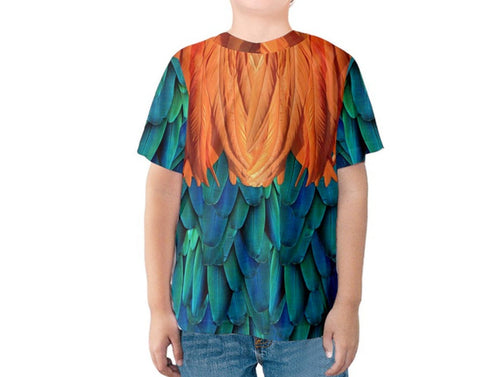 Kid's HeiHei Moana Inspired Shirt