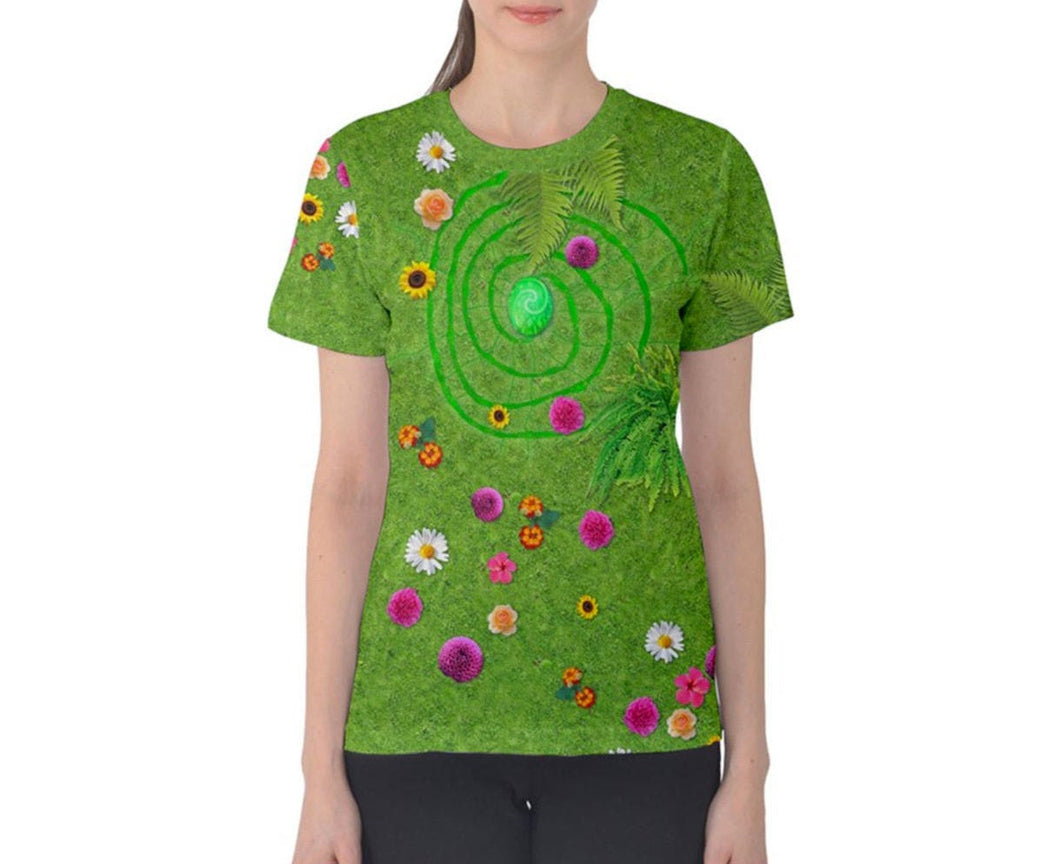 Women's Te Fiti Moana Inspired Shirt