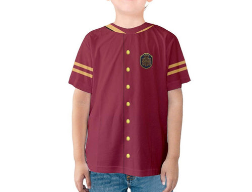 Kid's Tower of Terror Bellhop Inspired Shirt