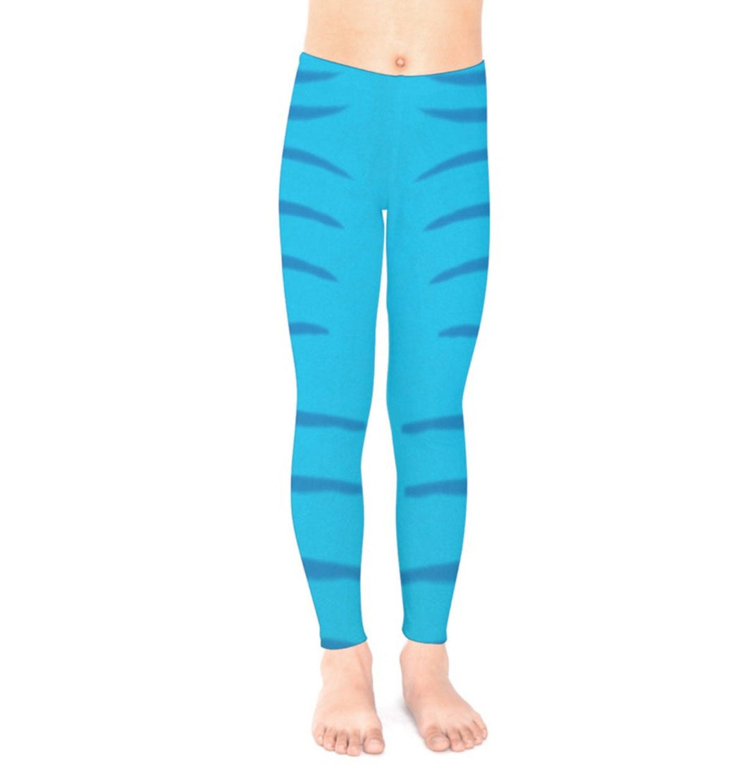 Baby / Kid's Navi Avatar Inspired Leggings