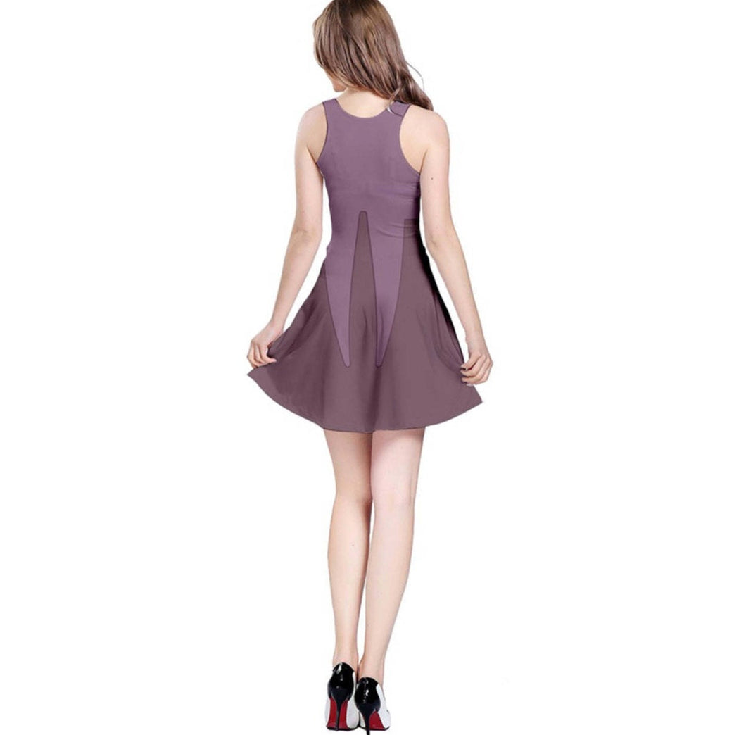 Dr  Facilier Shadow Man Princess and the Frog Inspired Sleeveless Dress