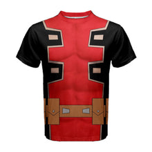 Men's Deadpool Inspired Shirt