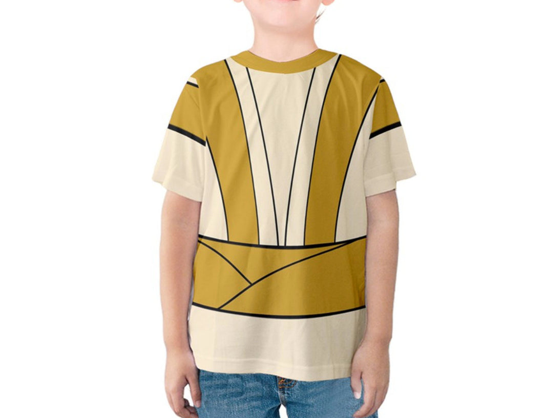 Kid's Prince Ali Aladdin Inspired Shirt