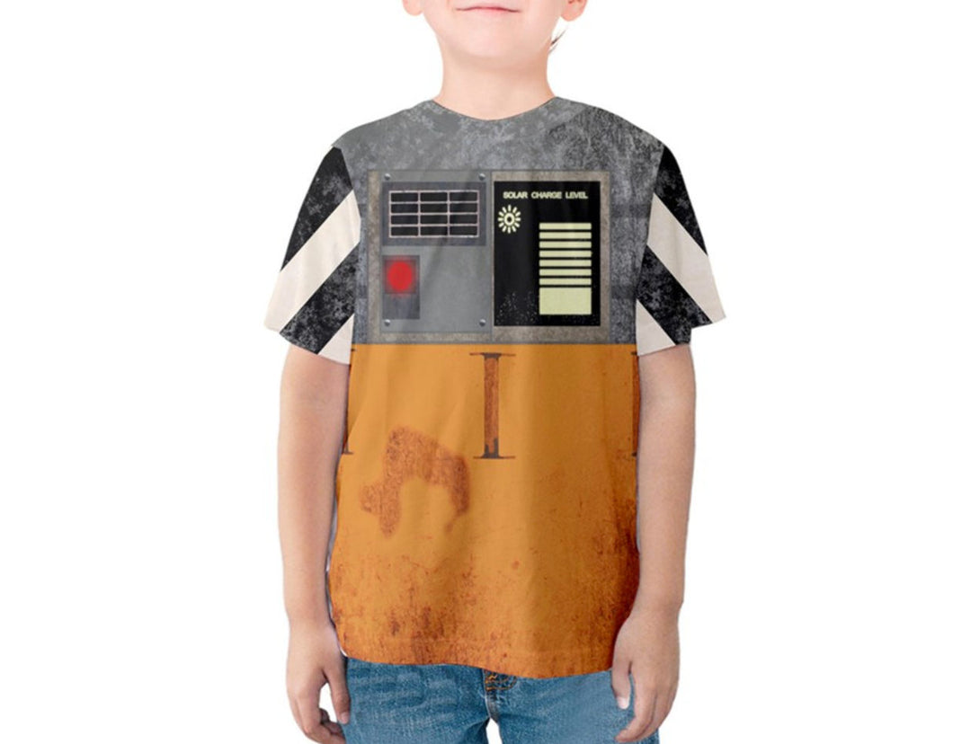Kid's Wall-E Inspired Shirt