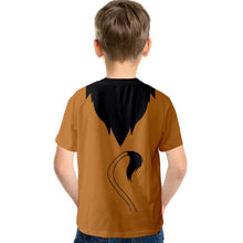 Kid's Scar The Lion King Inspired Shirt
