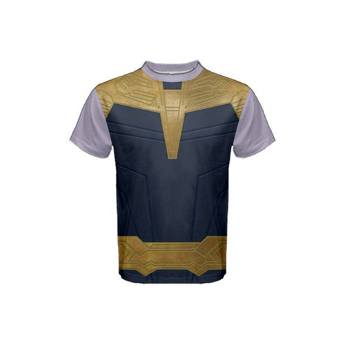 Men's Thanos Infinity War Inspired ATHLETIC Shirt
