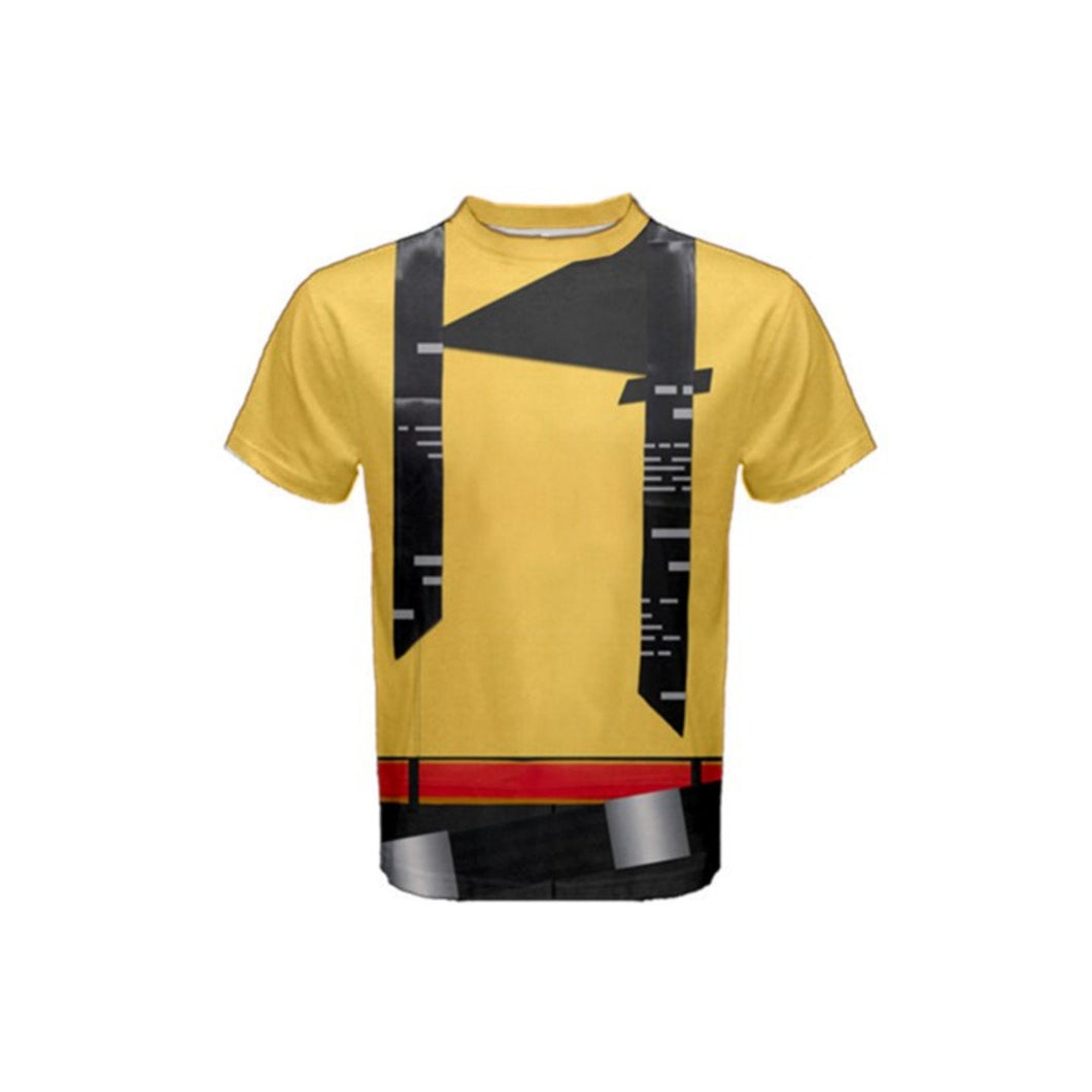 Men's Lando Calrissian Star Wars Inspired ATHLETIC Shirt
