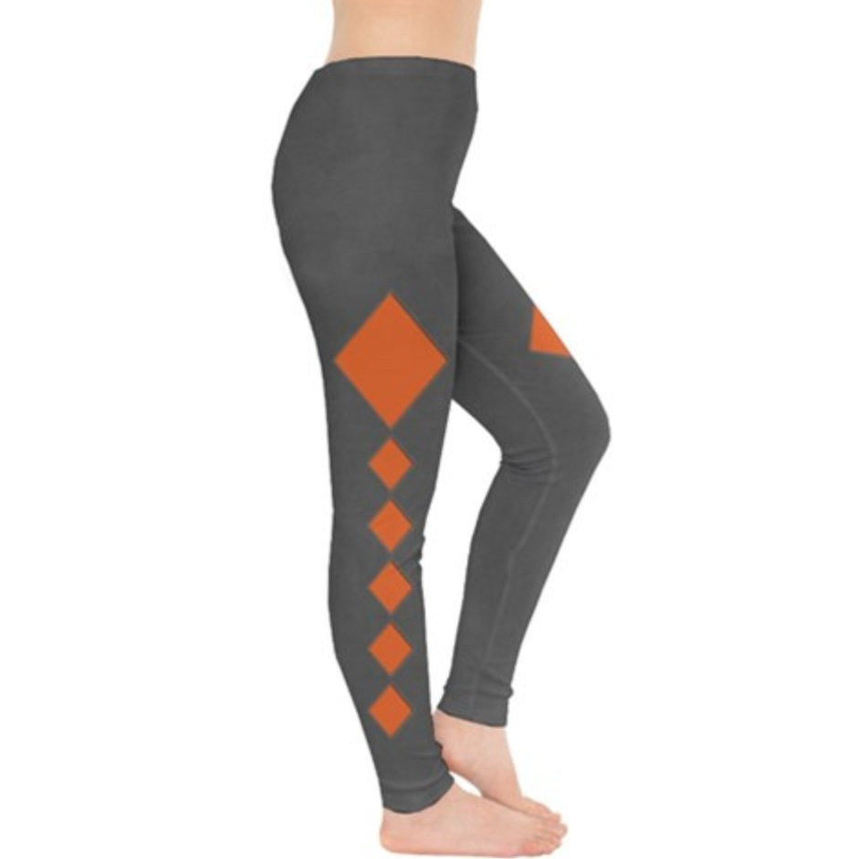 Ahsoka Tano Star Wars Clone Wars Inspired Leggings