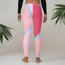 Bubblegum Wall Leggings
