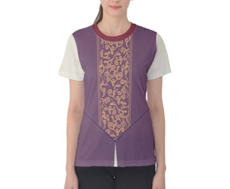 Women's Queen Arianna Tangled Inspired Shirt