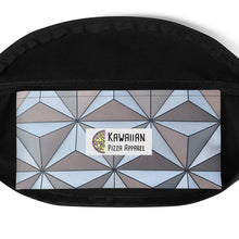 Epcot Spaceship Earth Inspired Fanny Pack