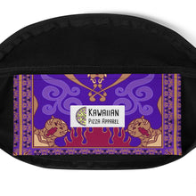 Magic Carpet Aladdin Inspired Fanny Pack