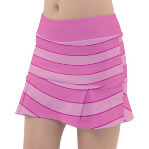 Cheshire Cat Alice in Wonderland Inspired Sport Skirt
