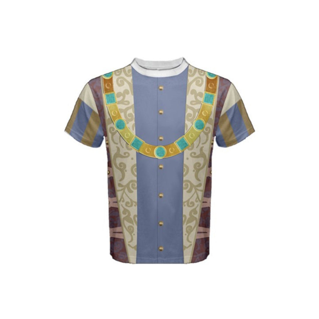 Men's King Frederic Tangled Inspired Shirt