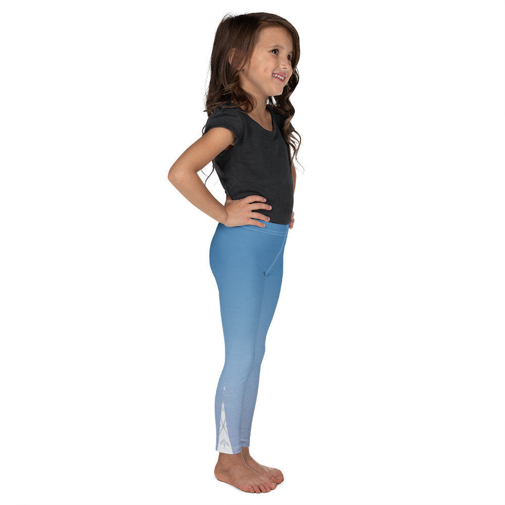 Baby / Kid's Elsa Frozen 2 Inspired Leggings