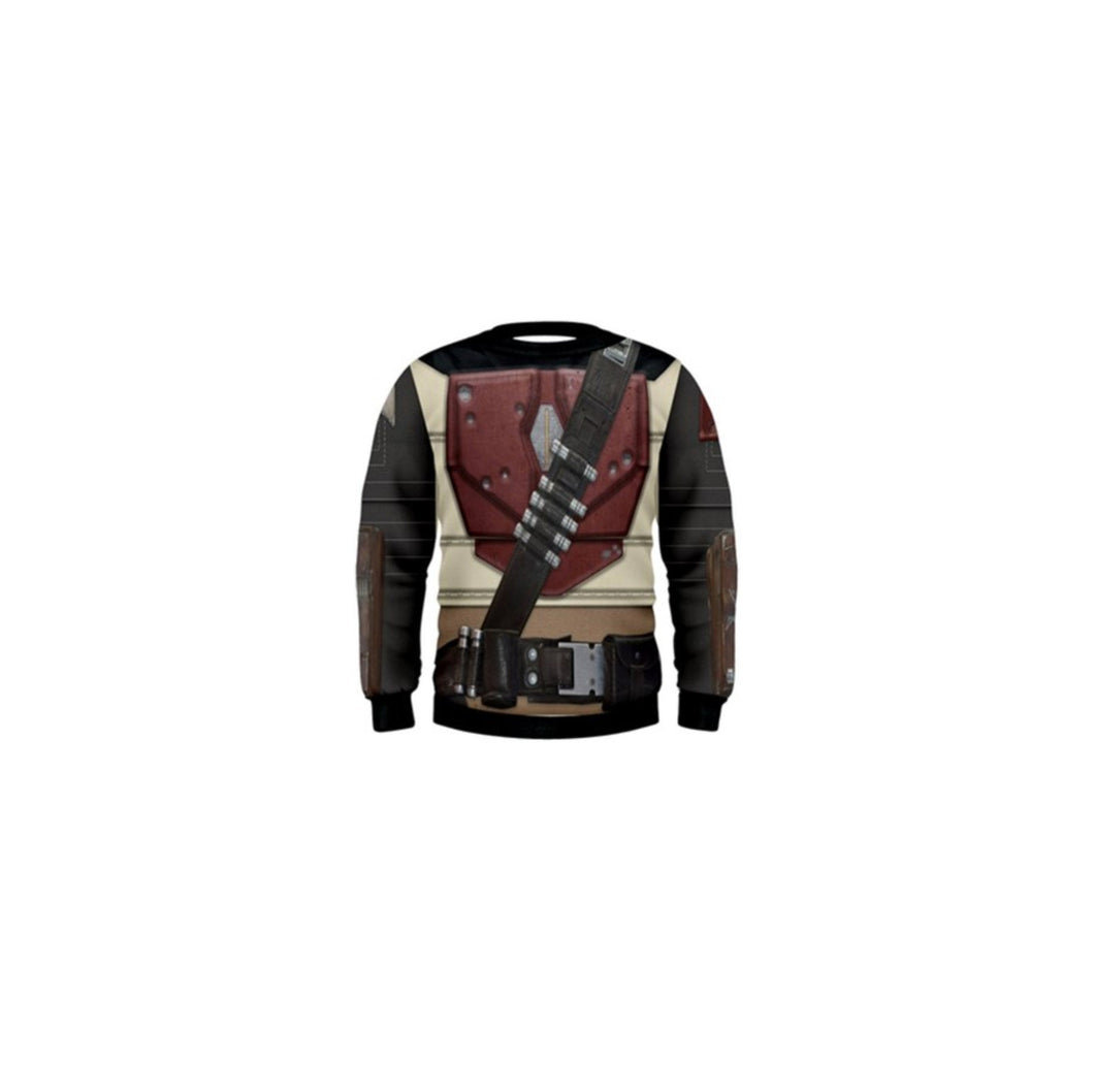 Kid's Bounty Hunter Star Wars Inspired Sweatshirt