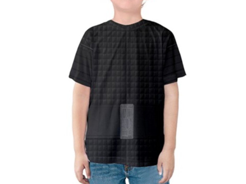 Kid's Kylo Ren Rise of Skywalker Star Wars Inspired Shirt