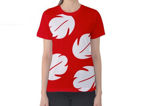 Women's Lilo and Stitch Lilo Inspired Shirt