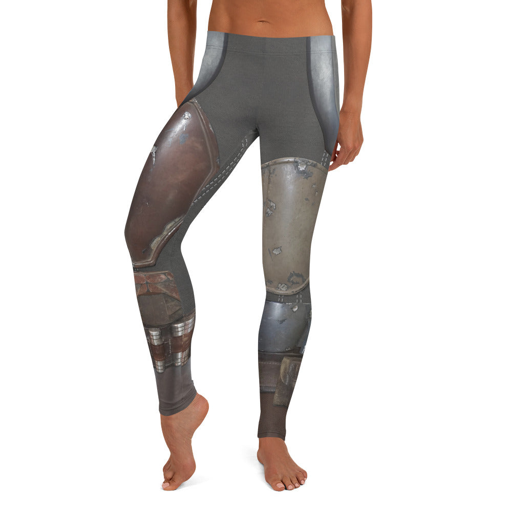 Bounty Hunter Star Wars Inspired Leggings