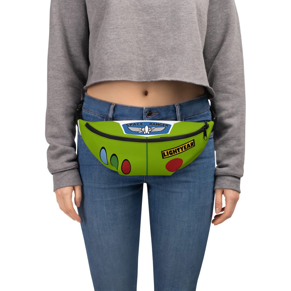 Buzz Lightyear Toy Story Inspired Fanny Pack