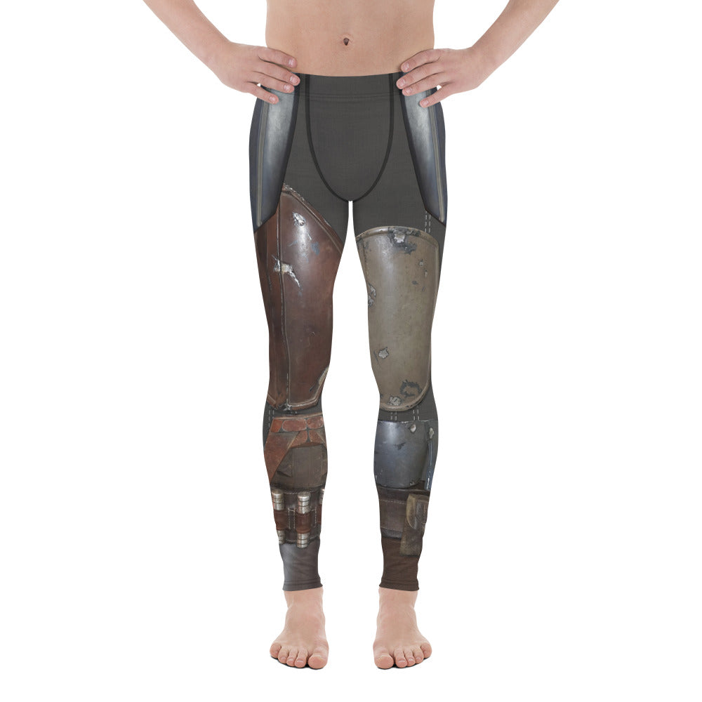 Bounty Hunter Star Wars Inspired Men's Leggings