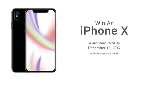 Win a Free iPhone X and a Leather Case Cover - Sena Cases