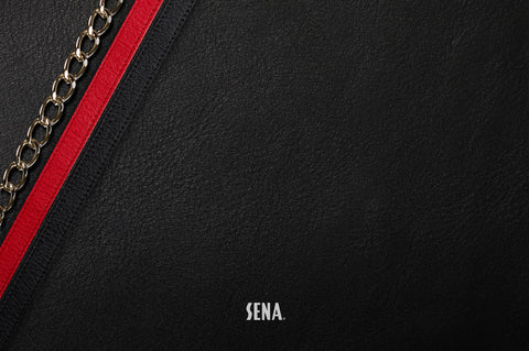 SENA Wallpaper | Kyla Leather Collection