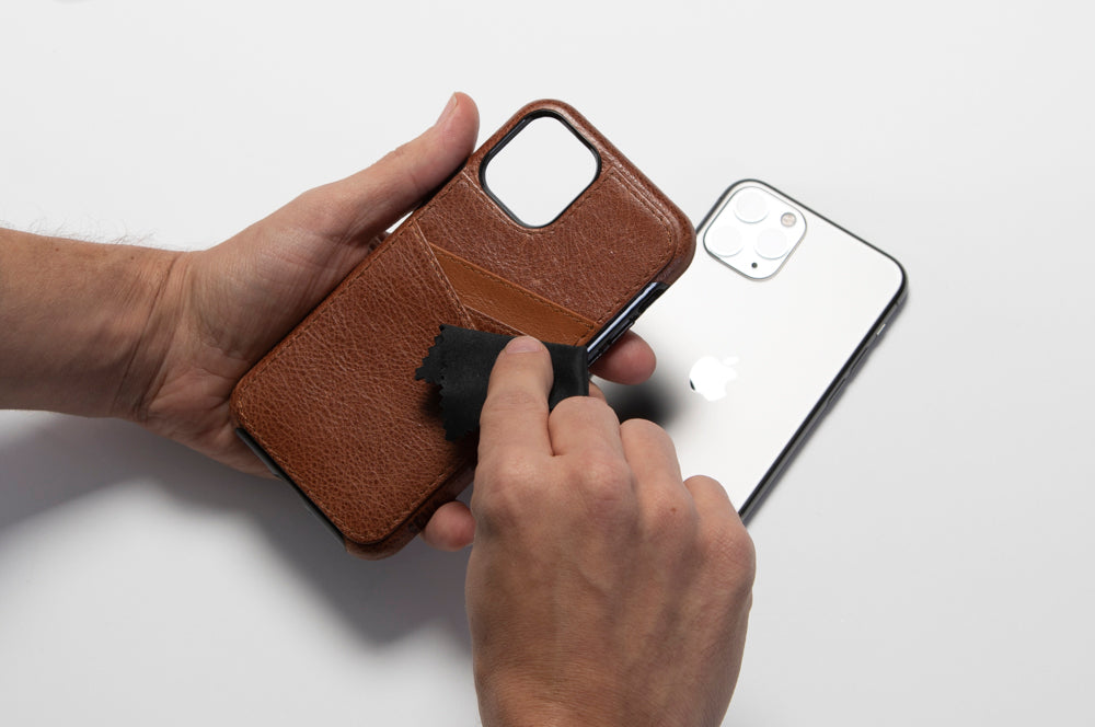 Genuine Leather Phone Case | 6 Tips for Extending Your Case's Life