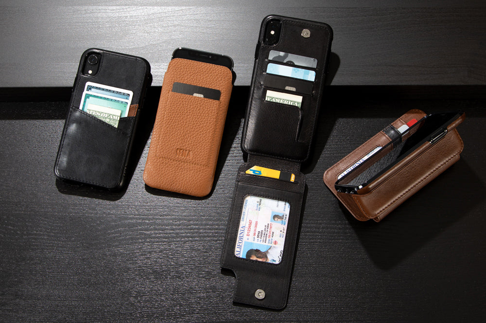 Learn About Our Wallet Style Cases