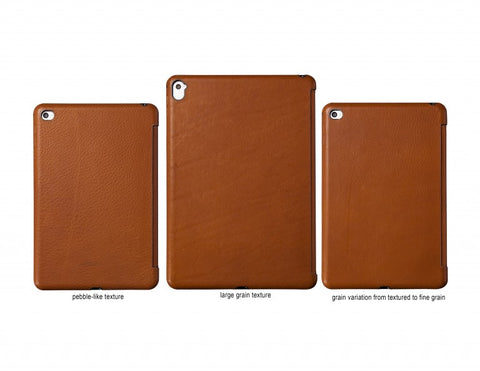 Texture of Leather on Tablet Cases | SENA Cases