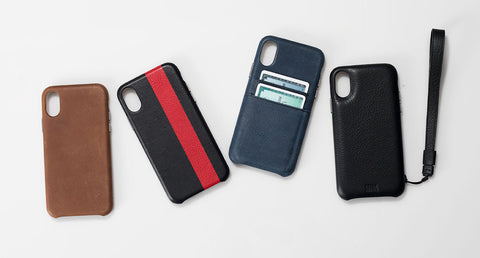 quality design 626ad 72d0d Win a Free iPhone X and a Leather Case Cover - Sena Cases – SENA Cases