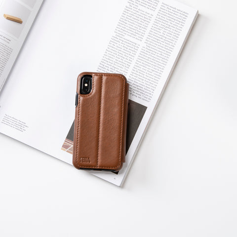 WalletBook Leather Case | SENA Cases