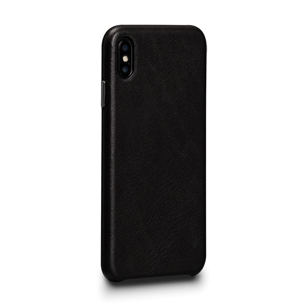 Deen Leatherskin Snap On Case for iPhone XS Max