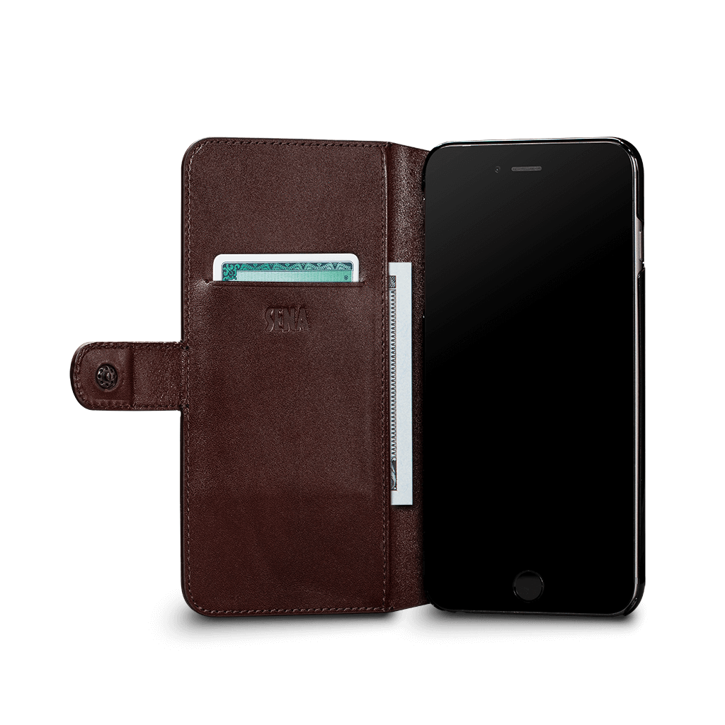 Antorini Leather Case for iPhone 6s Plus, 6 Plus