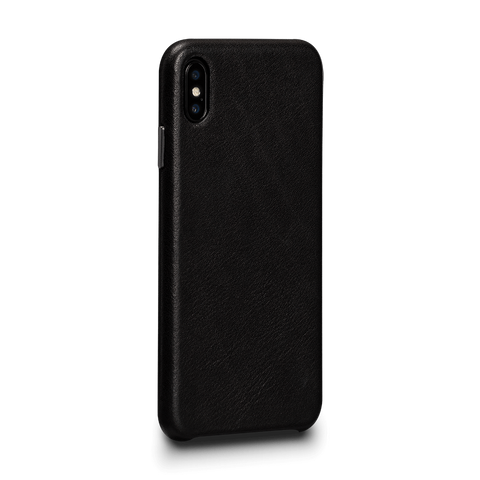 Deen Leatherskin Snap On Case for iPhone XS